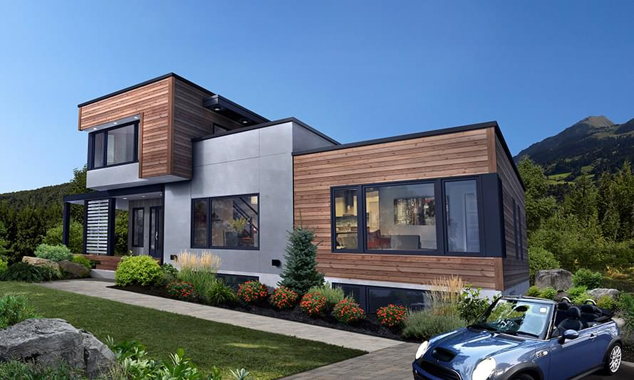 Pre-engineered homes that are perfect for you | Maisons ...